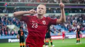 Fikk et viktig poeng i VM-kvalifiseringen