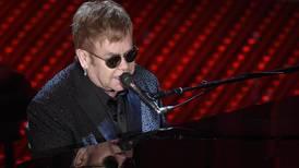 Elton John blir skuespiller