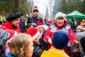 Norsk julegran skal lyse opp i London