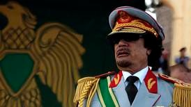 Hva skjedde med Gaddafi-familien?