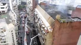 Minst 46 døde i brann på Taiwan