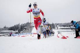 Ferdig som skiløper