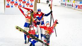 De sikret nytt gull til Norge