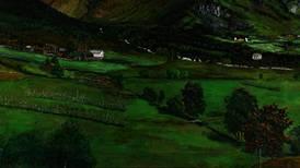 Ukjent Astrup-maleri til salgs