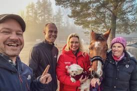 Ny TV-serie fra Petter uteligger