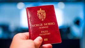 13.000 fikk bli norske statsborgere i fjor