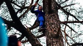 Vil ha folk opp i trærne