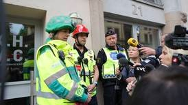 Eksplosjon i Göteborg
