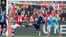 Kristiansund tapte med bare ett mål