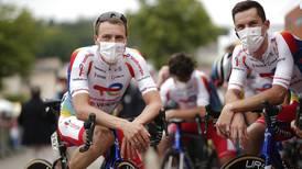 Nordmann ute av Tour de France