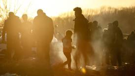 Flyktninger blir fanget på vei til Europa