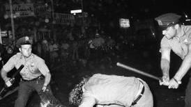 Pride startet med vold og opprør