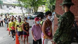 27 millioner må holde seg hjemme på Filippinene
