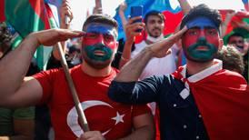 Folk fra Syria vil krige i Aserbajdsjan