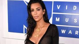 Kim Kardashian West sliter