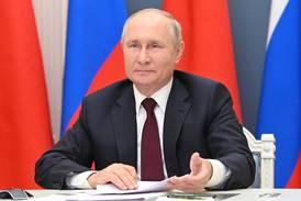 Spørsmål til Putin
