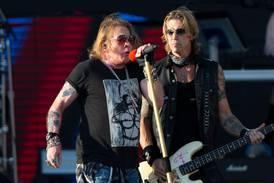 Guns N' Roses kommer til Norge