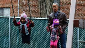 Obamas nye liv
