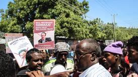 Folk i Somalia kan gjøre seg klare for valg