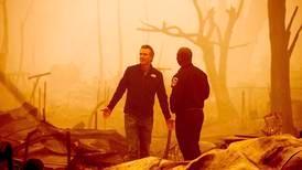 Skogbrann i California fortsetter å vokse