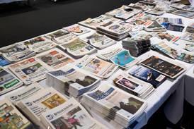 Flere har lest aviser under pandemien