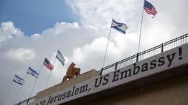 Venter bråk når ambassaden flyttes