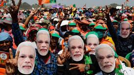 Mindre tillit til statsministeren i India