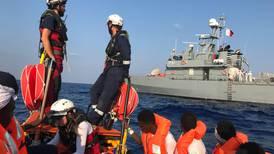 Italia nekter å ta imot skip fra Middelhavet