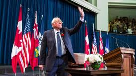 Hvem er Bernie Sanders?