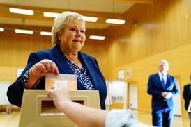 Statsministeren er usikker på valget