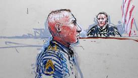 Soldat slipper dødsstraff
