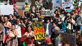 40.000 i streik for klimaet
