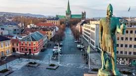 Vil ha påbud om munnbind i Trondheim