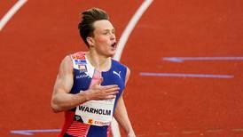 Warholm løper i Monaco