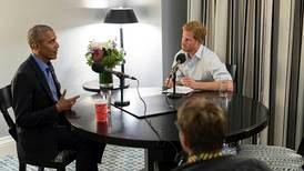 Prins Harry intervjuet Obama