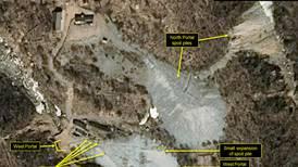 Nord-Korea ødelegger anlegg for atomvåpen