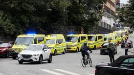 Flere personer skal være stukket med kniv i Bergen