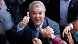 Han blir ny president i Colombia