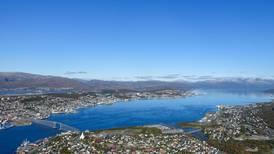 To menn er pågrepet i Tromsø