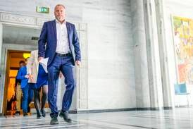 Raymond Johansen skal danne nytt byråd