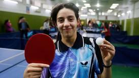 Syrisk jente på 12 år klar for OL