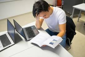 Flere elever misfornøyde med skolen