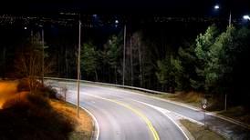 Lillehammer har ikke råd til å skifte lyspærer