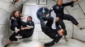 Første romferd uten astronauter