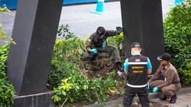 Flere eksplosjoner i Bangkok