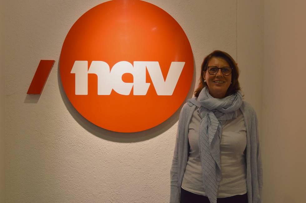 Bildet viser leder for Nav Hadeland, Tone Elisabeth Andersen.