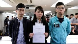 Flyktet fra Hongkong