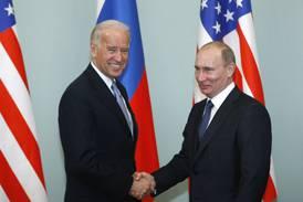 Biden og Putin i historisk møte