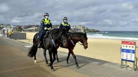 Fire storbyer stengt i Australia