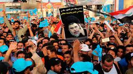 Han leder valget i Irak